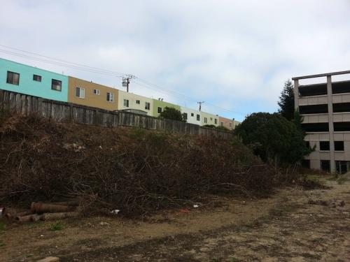 Daly City Lot: After